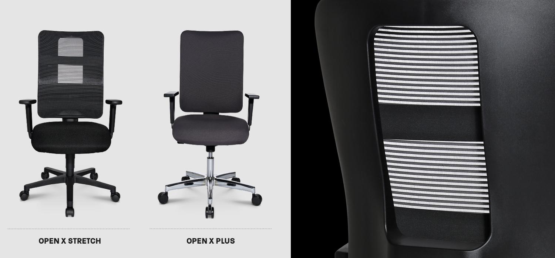 Open X A New Office Chair Generation Topstar Gmbh