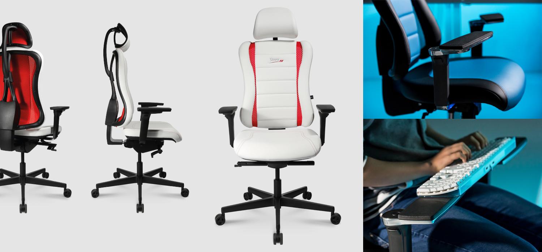Sophisticated Schreibtischstuhl Ohne Armlehne Ideas Of Sitness Rs Pro & Xd Mit 360